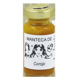 MANTECA DE COROJO
