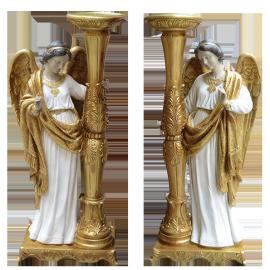 VELERO ANGEL DE PIE 49CM A/B (REF 14-327)