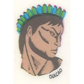 ESTAMPA CACIQUE CHAKAO