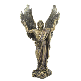 ANGEL METATRON 37x21x12 CM. (REF/32616)