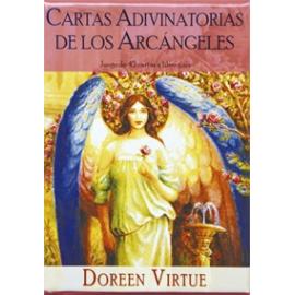 CARTAS ADIVINATORIAS DE LOS ARCANGELES