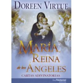 CARTAS ADIVINATORIAS MARIA REINA DE LOS ANGELES