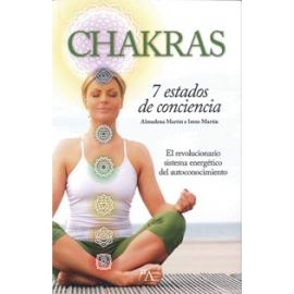 CHAKRAS SIETE ESTADOS DE CONCIENCIA