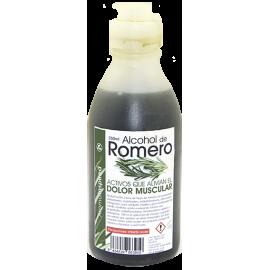 ALCOHOL DE ROMERO ALIVIO DOLOR MUSCULAR 250ml