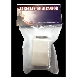 ALCANFOR TABLETA