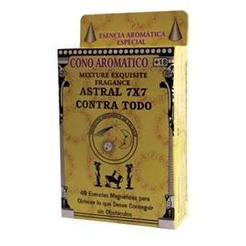 CONO ASTRAL 7X7 CONTRA TODO
