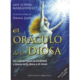 EL ORACULO DE LA DIOSA (MAS CARTAS)