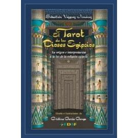 EL TAROT DE LOS DIOSES EGIPCIOS (KIT)