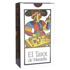EL TAROT DE MARSELLA (CON MANUAL EXPLICATIVO)