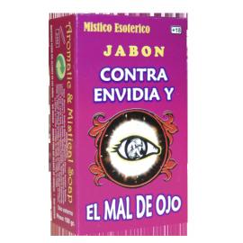 JABON CONTRA ENVIDIA Y MAL DE OJO