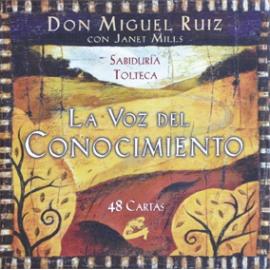 LA VOZ DEL CONOCIMIENTO (48 CARTAS)