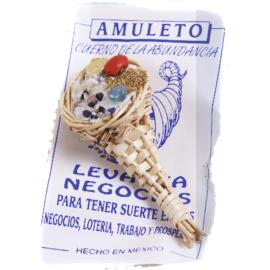 AMULETO CUERNO DE LA ABUNDANCIA