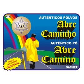 POLVO ESPECIAL ABRE CAMINO