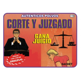 POLVO ESPECIAL CORTE Y JUZGADO