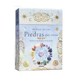 BARAJA DE LAS PIEDRAS QUE CURAN (TIKAL)