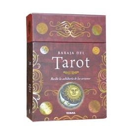 BARAJA DEL TAROT (TIKAL)