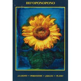 FICHA HOPONOPONO (29,5 x 21 cm) REF 4648