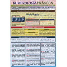 FICHA NUMEROLOGIA PRACTICA REF 4699