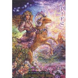 FICHA HOROSCOPO ARIES (29,5 x 21 cm) REF 4300