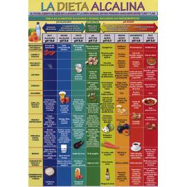 FICHA LA DIETA ALCALINA (29,5 x 21 cm) REF 4697