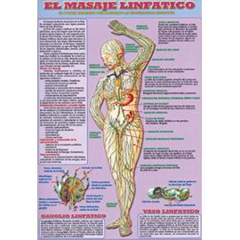 FICHA EL MASAJE LINFATICO (29,5 x 21 cm) ref 4184