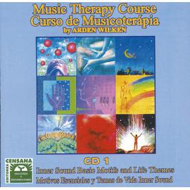 CUROS DE MUSICOTERAPIA CD-01