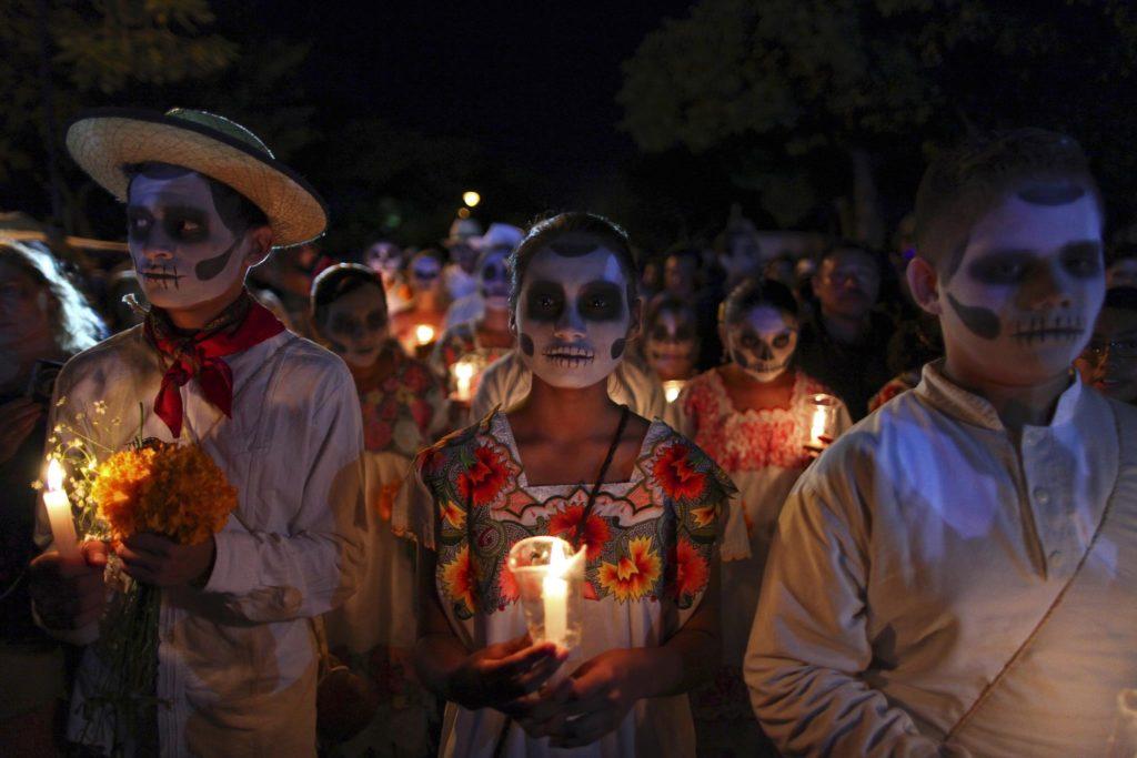 rituales halloween