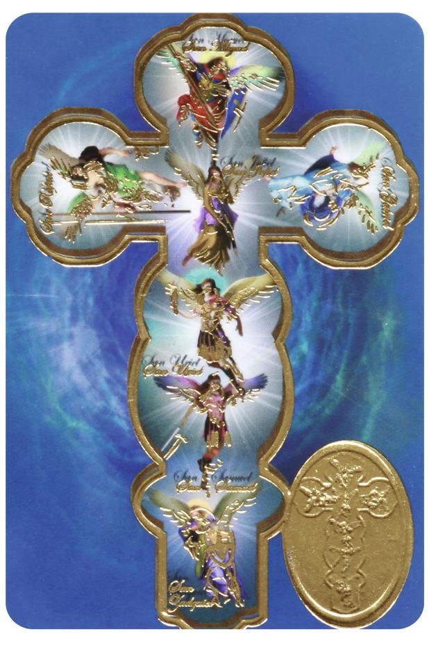 Oración a los siete Arcángeles